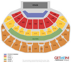 Pechanga Arena Seating Chart Consol Energy Center Online Charts Collection