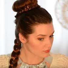 Rey Hair Style 11 otherworldly star wars beauty tutorials youll want to try 2558 by wearticles.com