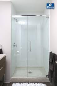 Frameless Glass Shower Spray Panel | Oasis Shower Doors MA, CT, VT, NH