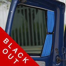 vw caddy caddy maxi premium line barn door double rear door window curtains 1 of 5free