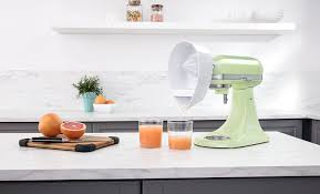 Quilted Kitchen Appliance Covers Amazoncom Kitchenaid Je Citrus Juicer Attachment Mixer