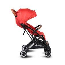 Вземи сега летни колички с бърза доставка за страната. Cangaroo Detska Lyatna Kolichka Paris Chervena 107559 Cena Kachestvo Baby Bg