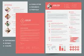Free Resume Templates Designs Best Creative Design Infographics