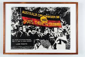 Australia Day Invasion Day' by Wendy Dunn - MAAS Collection