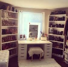 closet room tumblr. DIY Makeup Room Ideas, Organizer, Storage And Decorating Closet Tumblr