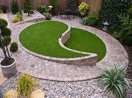 Small Picture 23 best Garden Lawn Circular images on Pinterest Garden ideas