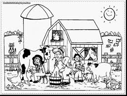 Small Picture astonishing farm and tractor coloring pages with farm coloring