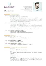 Current Resume Formats Resume Template Ideas