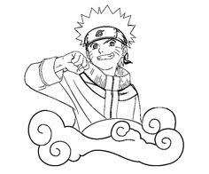 Small Picture naruto coloring pages to print LineArt Chibis Pinterest