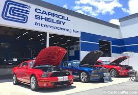 CarNichiWa®   2016 Carroll Shelby Tribute – Our Video Report on a ...