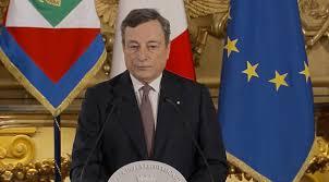 Governo: conferenza stampa Draghi al termine del Consiglio dei ministri -  Confesercenti Nazionale