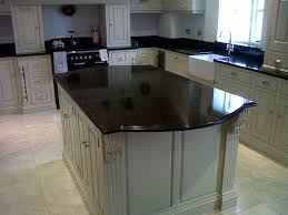 Black Marble Kitchen Countertops Kitchen Wonderful Kitchen Countertops Ideas Brown Color Concrete