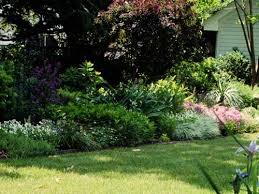 Small Picture Amazing Ideas to Help You Make Shade Gardens Modern Home Design