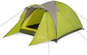 """<b>Палатка Greenwood</b> """"<b>Target</b> 2"""", 2-местная, цвет: зеленый, серый"""