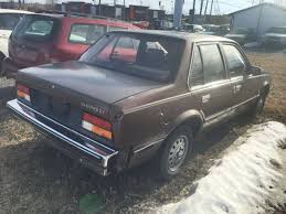 Cavalier 1982 chevrolet cavalier : Curbside Classic: 1982 Chevrolet Cavalier – GM's Deadly Sin #22 ...