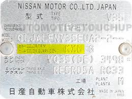 2018 hyundai paint codes. unique 2018 infinity paint code location 4 intended 2018 hyundai codes