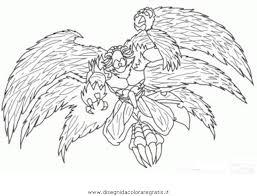 Disegno Gormitidevilfenix2 Personaggio Cartone Animato Da Colorare