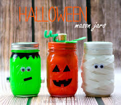 Crafts With Mason Jars Halloween Mason Jars Mason Jar Crafts Love