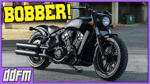 2018 indian scout bobber preview harley davidson sales are down