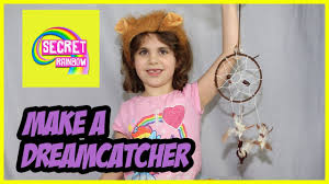 Dream Catcher Tutorial and Guatemalan Worry Dolls for kids - YouTube