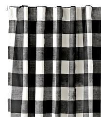 Unique Black And White Curtains My Favorite Inside Ideas