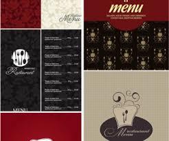 Design A Menu Free Menu Free Stock Vector Art Illustrations Eps Ai Svg