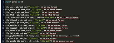 sle csv file for pandas code exle