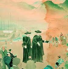 「1549 Francisco de Xavier  ship anchared off kagoshima」の画像検索結果