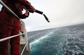 Marine Science Technician Edge Of The Arctic Shelf