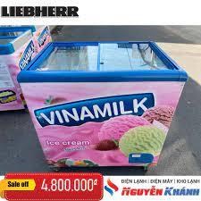 Tủ đông kem Liebherr 250 lít | Điện Lạnh Nguyễn Khánh