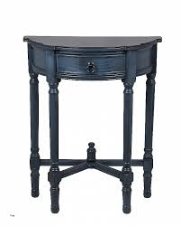 round console table best of 1 drawer round end table diy