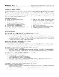 Resume - Marjorie Ortiz