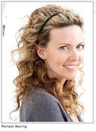 Jednoduché účesy Na Bežné Nošení Z Kudrnatých Vlasů Diskuze
