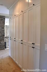 Wall Of Storage Cabinets 25 Best Ideas About Garage Storage Cabinets On Pinterest Diy