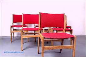 red dining chairs new lounge chair pads outdoor dining room