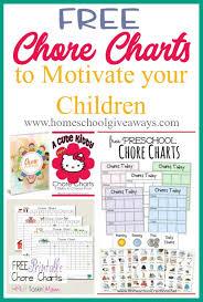 Imom Chore Chart Free Chore Charts To Motivate Your Children Homeschool