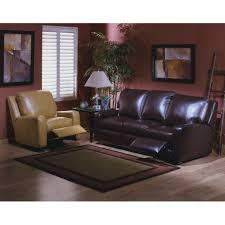 Leather Living Room Sets For Omnia Leather Mirage Reclining Leather Living Room Set Reviews