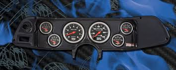 carbon fiber panels fast lane west dash panels gauge wiring 70 78 chevy camaro cf dash w elect sport comp gauges