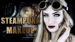 steunk makeup tutorial simple symphony
