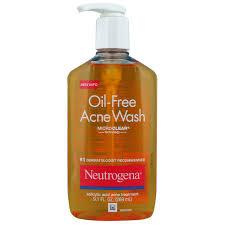 neutrogena oil free acne wash 9 1 fl oz 269 ml