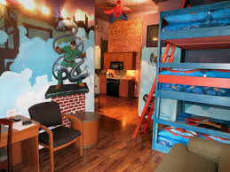 Bedroom: Spiderman Bedroom Wall Colors Superman Themed Bedroom Kids Batman Bedroom  Ideas From Spiderman Bedroom