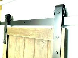 heavy duty sliding door hardware double pocket barn track hafele d