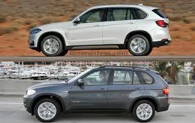 Coupe Series bmw x5 vs range rover sport : Photo Comparison: 2014 BMW X5 F15 vs. E70 X5 BMW News at ...