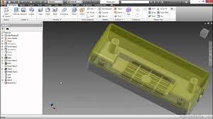 Autodesk Inventor Mold Design Tutorial Autodesk Inventor Tooling And Plastic Design Tutorial Boss