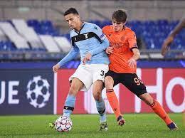Lazio's Felipe sorry for leaping on Inter's Correa