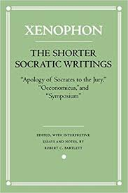 com the shorter socratic writings apology of socrates to  com the shorter socratic writings apology of socrates to the jury oeconomicus and symposium 9780801472985 xenophon robert c bartlett
