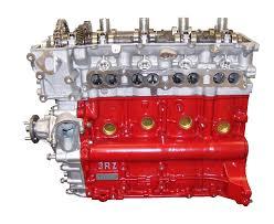 Toyota Tacoma 2.4L/2RZ (95-04) Engine Long Block 2RZ-LB-9504