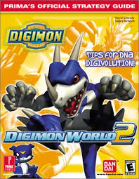 Digimon World 2 Primas Official Strategy Guide