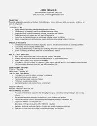 Child Care Job Description Resume Day Care Worker Resume Tomoney