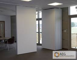 movable sliding room partitions